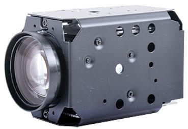 "1/1,8"" 2MP IP Modul, 38x Zoom, HDMI output, H.265, Sony IMX385 CMOS,12V DC"